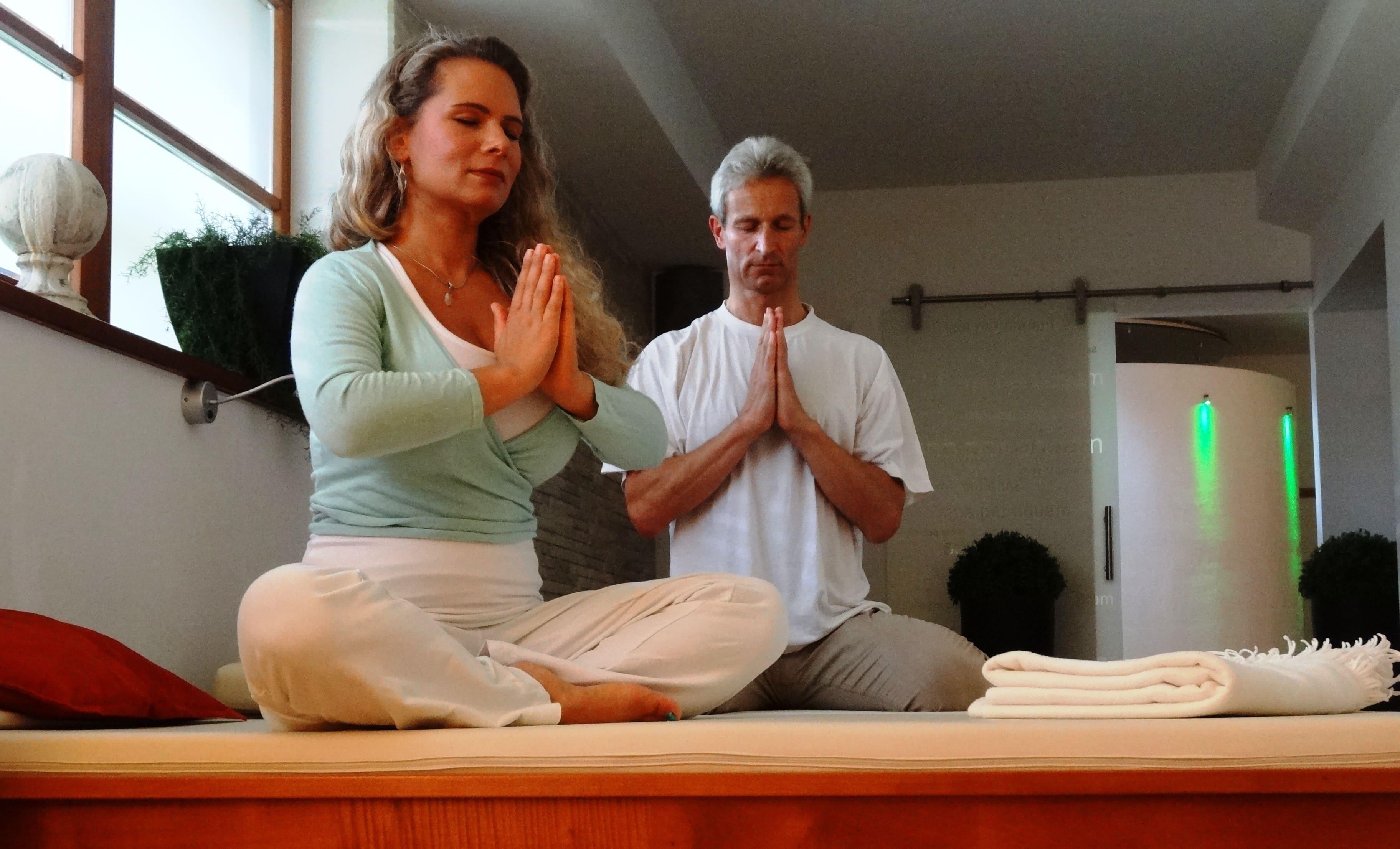 Meditations-Intensiv-Kurs für Anfänger @ Praxis-Seminar-Zentrum BEDADEVA