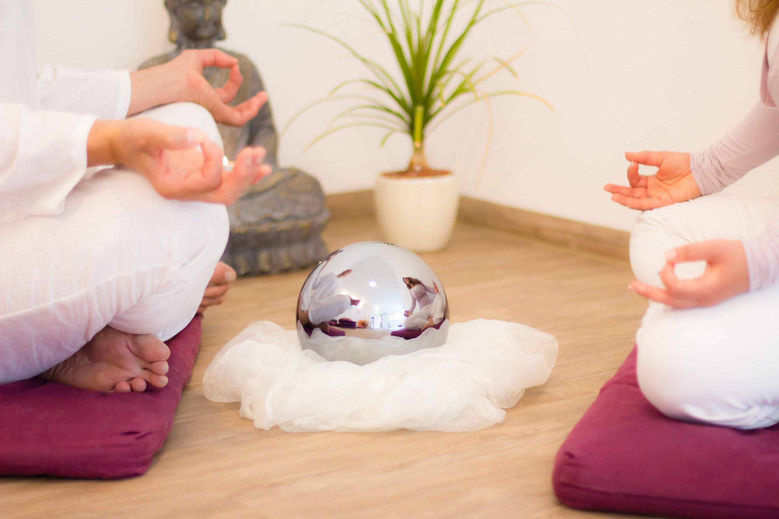 Meditations-Abende @ Online über Zoom - Praxis-Seminar-Zentrum BEDADEVA