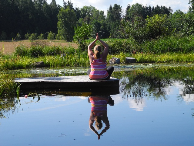 Yoga-Kurs mit Tanja Loos-Lermer @ Praxis-Seminar-Zentrum BEDADEVA